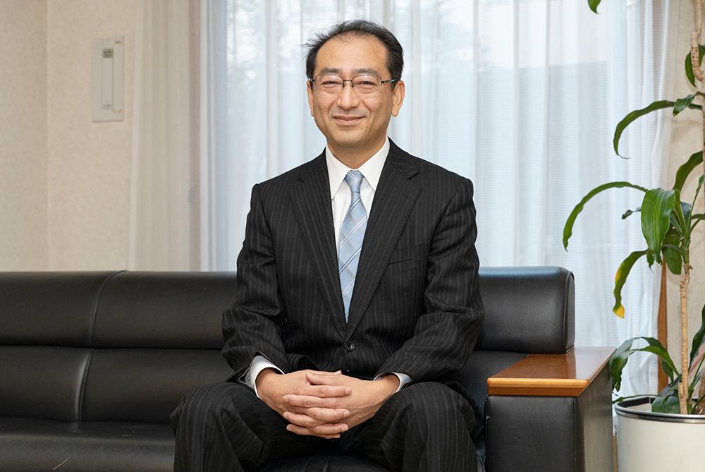 社会福祉法人 誠幸会 管理本部長 岩崎
